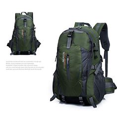 Waterproof Outdoor Travel Backpack -- You can find out more details at the link of the image.