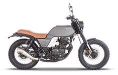 BX 250 - mit eigenständigen Stil | BRIXTON Motorcycles