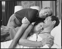 Robert Sappenfield and His Parents by Nicholas Nixon. He was a victim of HIV