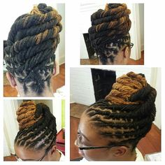 Hair Styles – Hair Care Tips and Tricks Dreads Styles For Women, Natural Hair Styles For Black Women, Curly Hair Styles, Dreadlock Hairstyles, African Hairstyles, Diy Hairstyles, Natural Hairstyles, Dreadlock Styles, Locs Styles