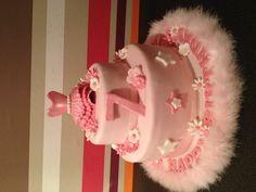 Ballerina birthday cake for my daughter