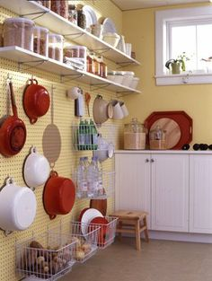 decorology: Make your small kitchen work