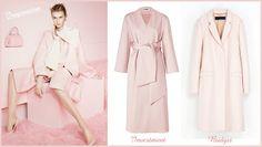 Pastel Winter Coats 2013