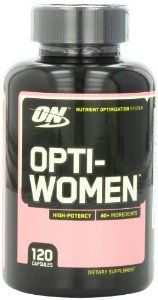 Optimum Nutrition Opti-Women, Multivitamin de la Mujer, 120 Cápsulas http://www.globalmarquetingsocial.com
