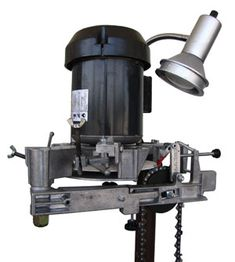 SIMINGTON CHAIN GRINDER #451C SQUARE CHISEL CHAIN GRINDER--MADSEN'S SHOP & SUPPLY-1-800-822-2808 for orders OR  1-360-736-1336 to ask about products.