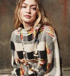 Myqueengigi (February 24: Gigi hadid backstage at Missoni FW18...)