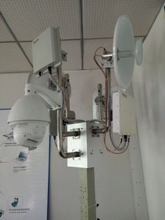 Perfect wireless CCTV surveillance system. Technical use new waterproof connectors to protect the equipment and cable, these look so beautiful, don't worry about rain and duct.