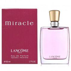 Lancome Miracle edp 50 ml spray - Perfumeria Ana Hermes Perfume, Cheap Perfume, Perfume Bottles, Bourbon, Fragrance Direct, Blog, Makeup
