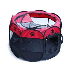 Portable Folding Pet Tent Dog House