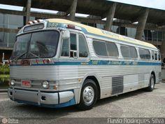 Ônibus da empresa Viação Cometa, carro 502, carroceria GMC PD-4104, chassi GMC Detroit Diesel. Foto na cidade de Rio de Janeiro-RJ por Flavio Rodrigues Silva, publicada em 09/06/2010 23:56:46.
