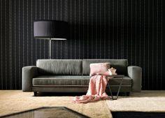 Contemporary sofa - LUCAS - Doimo Salotti