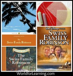 Swiss Family Robinson - Activities