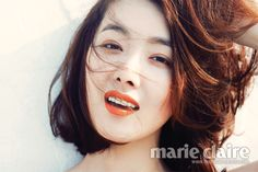 So Yi-hyun for Marie Claire Korea - March 2013