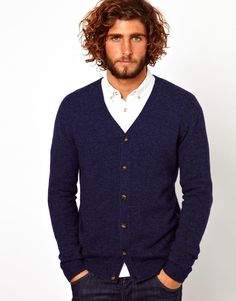 Lambswool Rich Cardigan