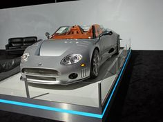 C8 by the small Dutch manufacturer Spyker