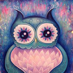 Owl by Jeremiah Ketner