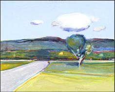 REGORY KONDOS (born 1923) Winters California, 2008 20 x 24in. (50.8 x 61cm) US$ 8,000 - 12,000