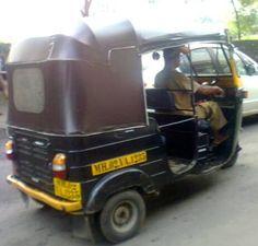 Auto Rikshaw in Mumbai