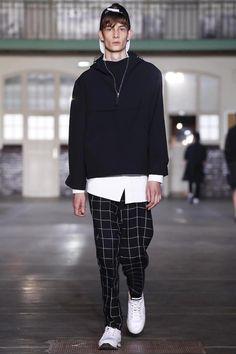 AMI Alexandre Mattiussi Menswear Spring Summer 2015 Paris
