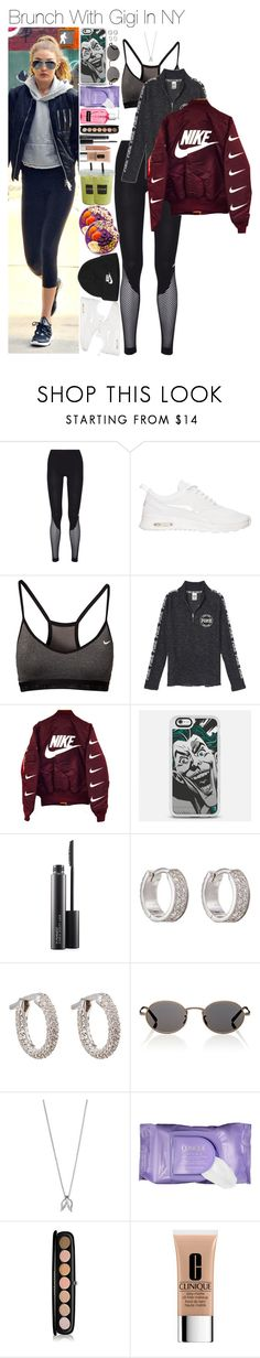 """Sin título #323"" by novemberfourteen ❤ liked on Polyvore featuring beauty, adidas, NIKE, Victoria's Secret, MAC Cosmetics, Ambre Victoria, Sidney Garber, Oliver Peoples, Minor Obsessions and Aroma"