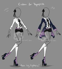 Custom Winx Outfit by Nahemii-san on DeviantArt