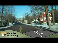 Driving In New England | Volunteer Tech Vlog - YouTube