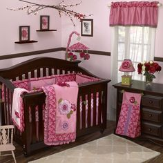 Picture Perfect: Baby Girl's Room | SocialCafe Magazine