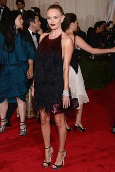 MET Costume Institute Gala 2012 - Kate Bosworth in Prada