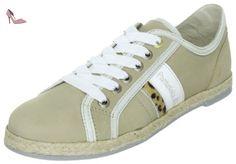 Pantofola d'Oro ELDA LOW WOMEN1 6040466, Baskets mode femme - TR-B2-Ivoire-53, 41 EU - Chaussures pantofola doro (*Partner-Link)