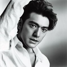 Takeshi Kaneshiro, he was in house if flying daggers. Fantastic movie