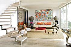 Alberto Pinto Studio - Top Inneneinrichtung Projekten | Moderne Wohnzimmer mit kulturellen Einflüssen.  Schöner Wohnen von Alberto Pinto Design http://wohn-designtrend.de/alberto-pinto-studio-top-inneneinrichtung-projekten