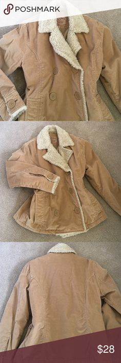 "AEROPOSTALE JACKET Perfect weight jacket! 25"" length- Arms 24 1/2"". Gently worn. Aeropostale Jackets & Coats Pea Coats"