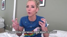 If you dont like Jenna Marbles your mentally retarded