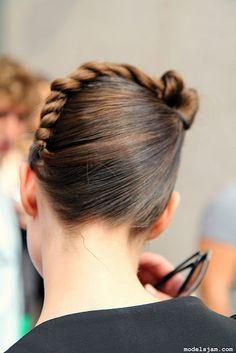 zsazsa bellagio glamorous hair please more braided updos goddess hair