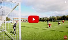 Goalkeeper Reaction Speed Drills. Here you will find the best soccer drills, videos and articles on the web for soccer/football coaches.