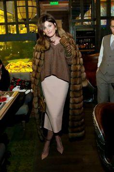 Sable Fur Coat. Irina_Linovich.jpg 400×600 pixels