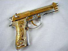 guns gold - Buscar con Google