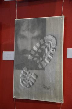 Muestra Arte por Santiago Maldonado.
