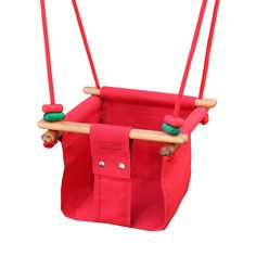 Eco friendly Solvej Swing | Nature Baby