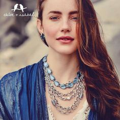 Fall 2015 Nordic Collection, for every $100+ spent you receive a FREE gift only until Nov. 1st! www.chloeandisabel.com/boutique/maloriejohnson