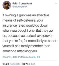 FUCK YOUR GUNS