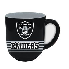 NFL Reflective Mug - Oakland Raiders