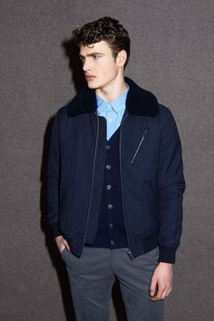 A.P.C. F/W14 COLLECTION - PHOTO TUNG WALSH