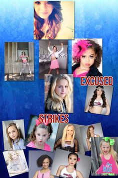 Congratulations Brooke! Chloe, you only turned in your solo, not the group. Everyone else, I'm disappointed. This is an ELITE FALDC which means I expect more.