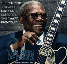 R.I.P. Riley 'B.B.' King (1925-2015)
