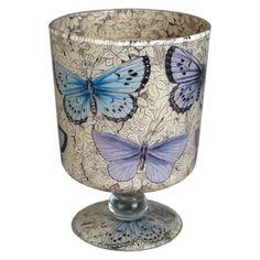 John Derian Company Inc — Blue Butterflies
