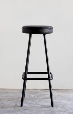 Block-l Stool By Topos | Hub Furniture Lighting Living