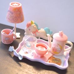 Mini Things, Cute Little Things, Girly Things, Miniature Crafts, Miniature Food, Accessoires Lps, Mini Craft, Kawaii Room, Rement