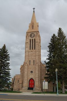 Taken in Laramie, Wyoming
