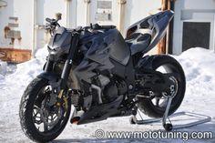 """Suzuki GSX-R 1000 """"Iron Gixx"""""""